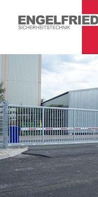 Sicherheitstechnik - Zaunanlagen, Tore und Schranken