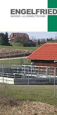 Wasser und Umwelttechnik - Kläranlagen